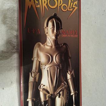 Robot - Metropolis Maria - Toys