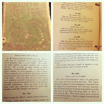 Standard Cyclopedia of Recipes