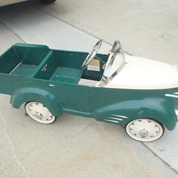 Pedal Car~~repro~~'2000