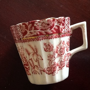 my lovely tea cup - China and Dinnerware