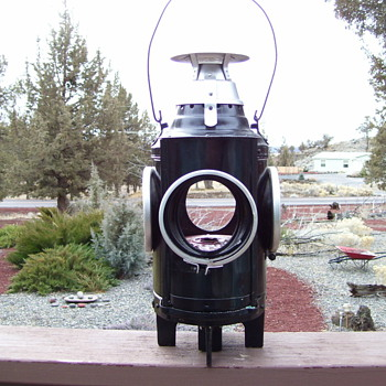 R.R. Lantern