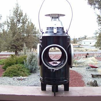R.R. Lantern