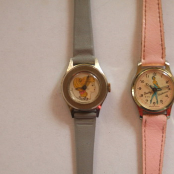 "Manikin's New ""Old""  Barbie watch - Wristwatches"