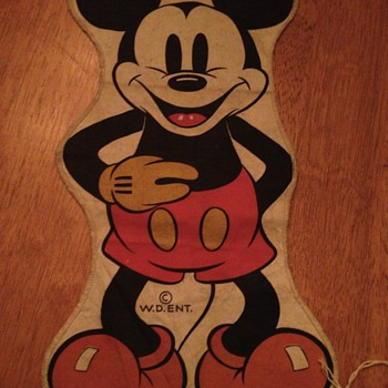 Have you seen this Mickey Mouse?