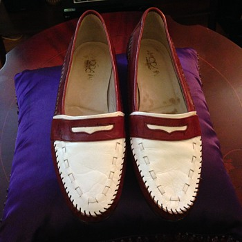 Moda In Mens Vintage Loafers