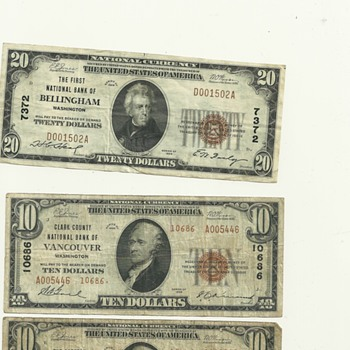 Looking for a Brief Education on National Bank Notes 1929 - US Paper Money