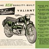 "1958 - ""Velocette Valiant"" Sales Flyer"