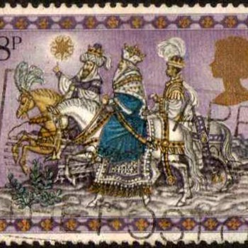 "1979 - Britain ""Christmas"" Postage Stamps"