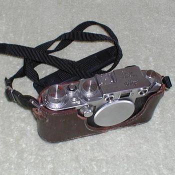 1950/51 - Leica IIIf Camera