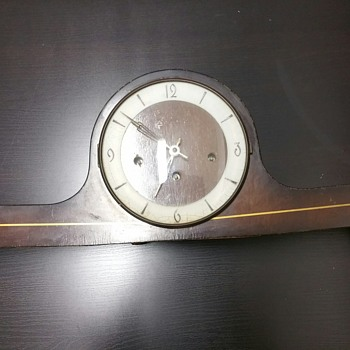 unknown make clock