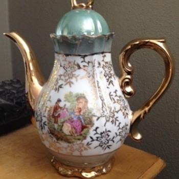 Teapot help