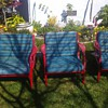 Ib Kofod Larsen Selig Danish Lounge Chairs