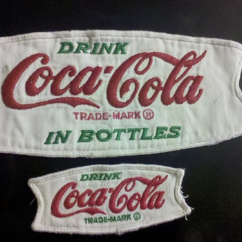 coca cola patches - Coca-Cola