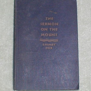 1935 The Sermon on the Mount