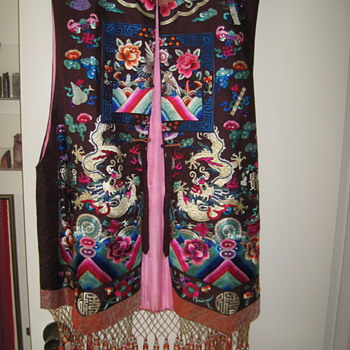 Chinese Embroideries - Asian