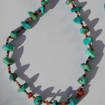 Turquoise and ? - Fine Jewelry