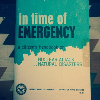 Civil Defense Handbook - Books