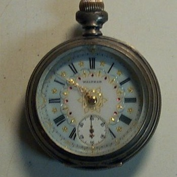 My Waltham Watch - Pocket Watches