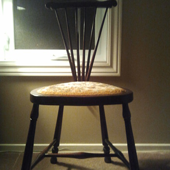 Arts and Crafts chair  - Furniture