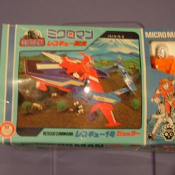 Microman 1980's - Toys
