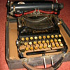 Nifty as Portable 'Corona' Type-Writer