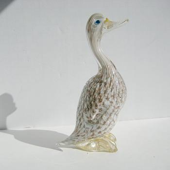 Murano goose