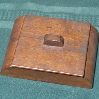 Stamp Box antique?