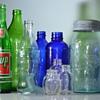 Various Dug Bottles