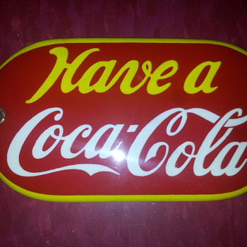 Check out this Coca-Cola Palm Push!!! - Coca-Cola