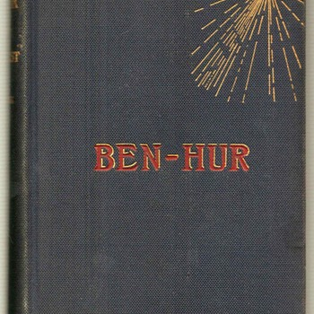 """BEN-HUR - A Tale of the Christ"" - Books"