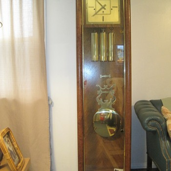 Sligh Modern Grandfather Clock