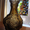Vintage Imperial Glass Co. Grape Decanter/Vase