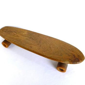 Vintage Sincar Skateboard - Sporting Goods