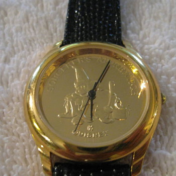 22K Mickey - Wristwatches