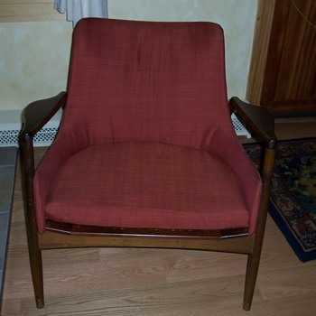Danish Modern Selig Chair - Furniture