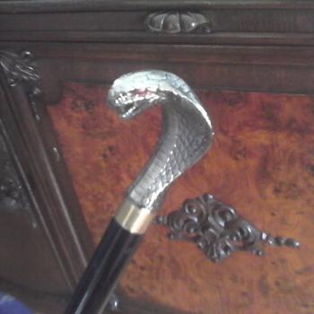 Cobra Head Cane