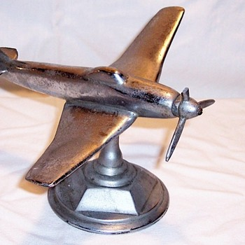 Rare XBTC-2 Curtiss Factory Desk Model Prototype Overhauled - Military and Wartime