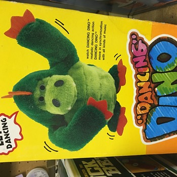 Dancing Dino Battery Operated Toy