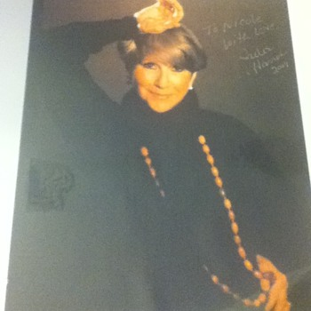 Julie Harris Autographed Still