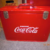 1948-50&#039;s, Cavalier Jr., Coca-Cola &quot;Airline&quot; Cooler