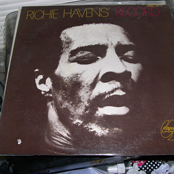 RICHIE HAVENS &quot;RICHIE HAVENS&quot; RECORD DOUGLAS RECORDS SD 779