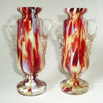 Welz Trophy Vases and Smaller Vase