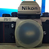 Nikon F3/T Champagne