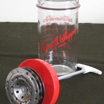1950's Speed-E-Whipper Manual Creamer - Kitchen
