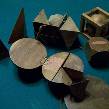 Wooden objects