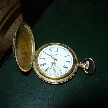 American Waltham Watch Company Pocket Watch