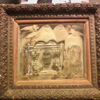 1889 Polish Shadowbox - Paper