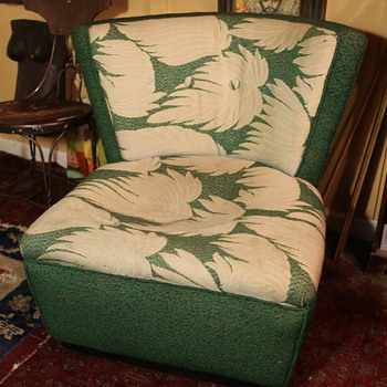 Comfy Chair from the 1940s? - Furniture
