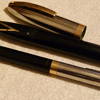 Sheaffer set, but no box - Pens