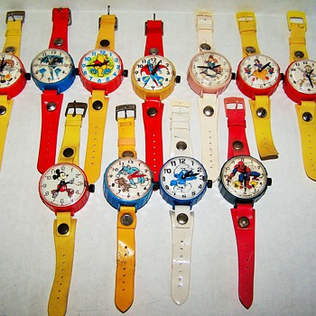 "Lastest Score off the ""Bay"" - Wristwatches"